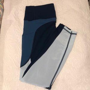 NWOT Athleta Leggings with side pockets